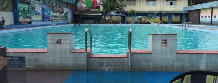 Umbang Tirta Swimming Pool is one of Must-visit Great Outdoors in Yogyakarta.