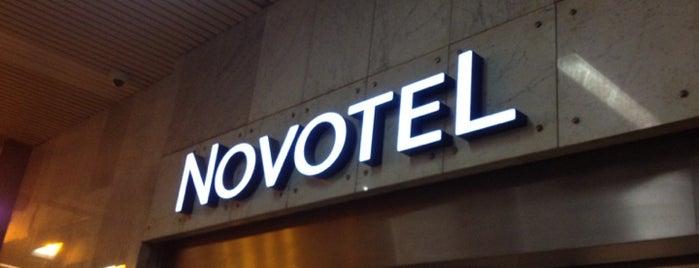Hotel Novotel Paris Centre Gare Montparnasse is one of Paris.