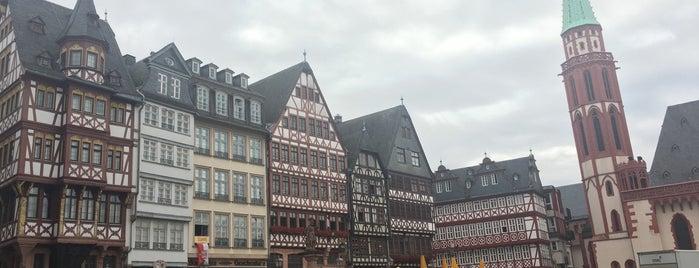Römerberg is one of Frankfurt for Non-Frankfurters.