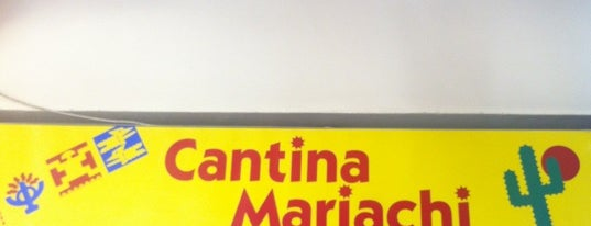 Cantina Mariachi is one of Restaurantes Cantina Mariachi.