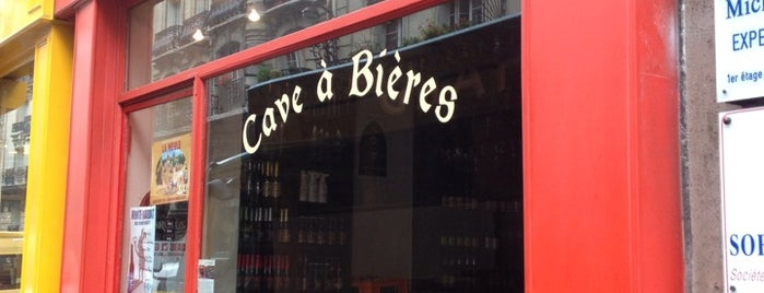 Bières Cultes is one of Beer Map.