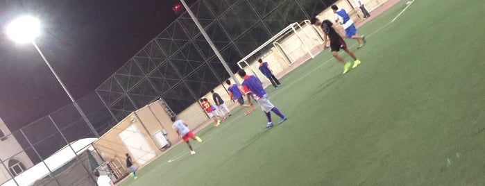 ملعب - احياء التراث - قرطبه is one of Courts Kuwait.