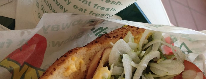 SUBWAY リーフウォーク稲沢店 is one of SUBWAY中部 for Sandwich Places.