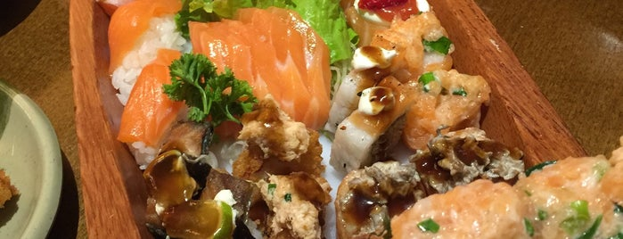 Itoshi Sushi is one of Pra se empanturrar em SP.