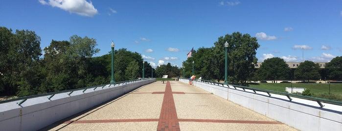 Gillett Bridge is one of Parks/Outdoor Spaces in GR.