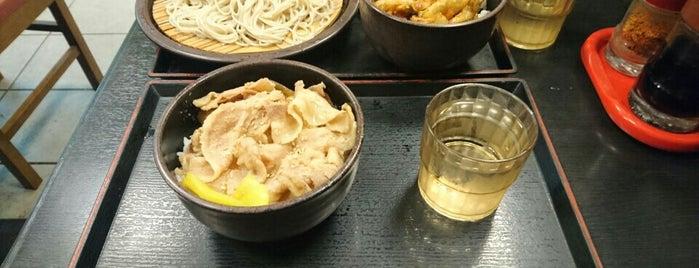 ゆで太郎 千鳥町店 is one of 飲食店.