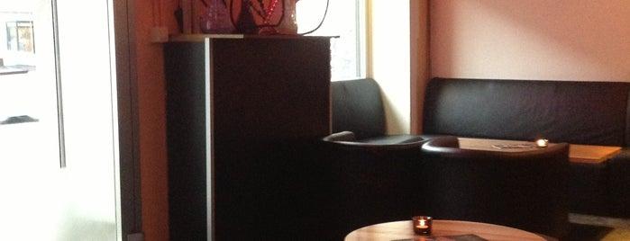 Shisha Bar is one of Free WLAN.
