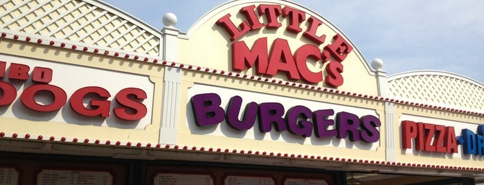 Little Mac's is one of Top 10 favorites places in Edison, New Jersey.