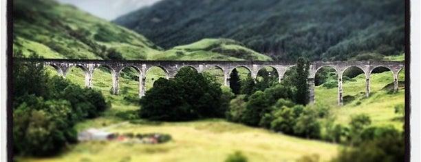 Glenfinnan Viaduct / Harry Potter's Bridge is one of Harry Potter & The Mayor Of Diagon Alley.