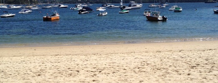 Balmoral Beach is one of Essential Sydney.