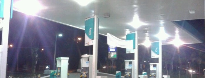 PETRONAS Station is one of owning..haha.