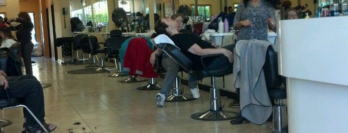 Jon Giacomo Hair Design is one of Secaucus.