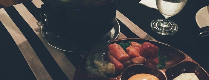 Fondue House is one of Have to try!.