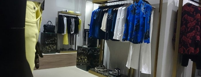 Versace is one of Must-visit Clothing Stores in Kuala Lumpur.