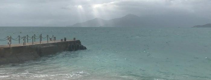 Hòn Mun island. is one of du lịch - lịch sử.