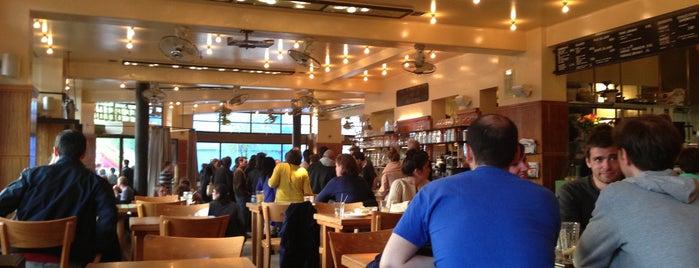 Café Belga is one of The best after-work drink spots in België.
