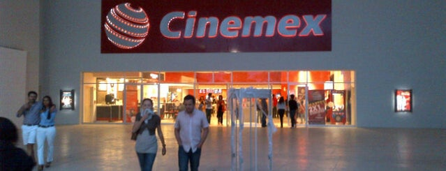Cinemex is one of Entretenimiento.