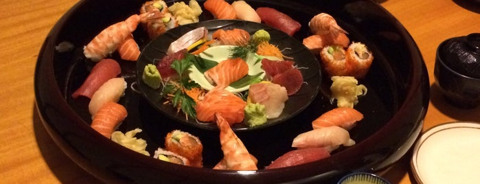 Kenzan is one of The Melbourne Food Tour.