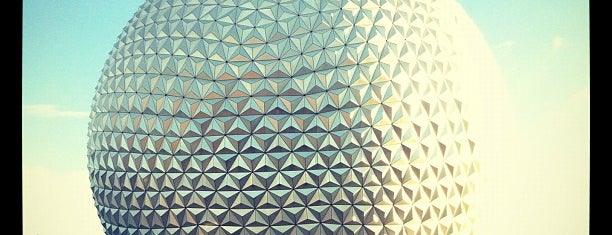 Epcot is one of Florida Trip '12.
