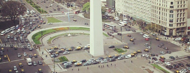 Obelisco - Plaza de la República is one of Buenos Aires.