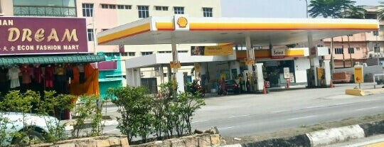 Shell is one of Petrol,Diesel & NGV Station.