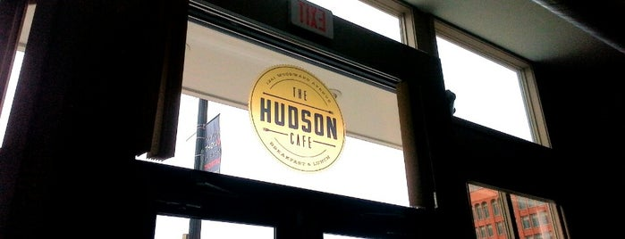 The Hudson Cafe is one of Viddles.