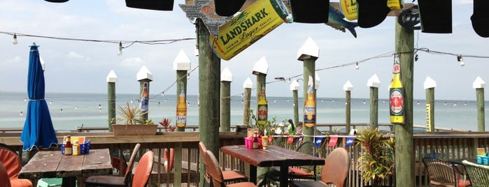 Palm Street Pier Bar & Grill is one of FOOD.