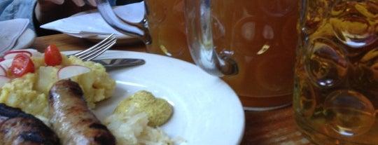 Zum Schneider is one of Where to #EatDownTipUp.