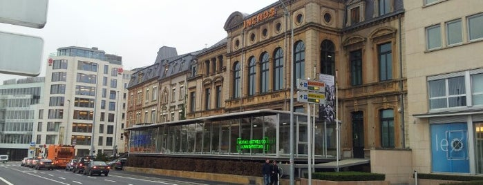 Casino d'art contemporain luxembourg