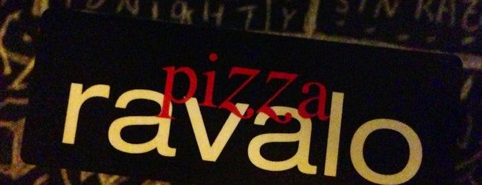 Ravalo is one of My restaurants :).