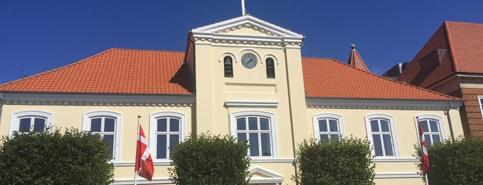 Ringkøbing is one of All-time favorites in Denmark.