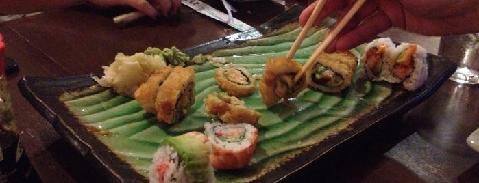 Domo Sushi & Grill is one of Places to Try.