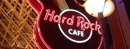 Hard Rock Cafe Louisville is one of HARD ROCK CAFE'S.