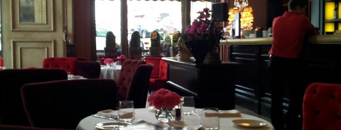 Антрекот is one of Cafes & Restaurants ($$$).