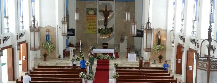 Mary The Queen Parish is one of Guide to San Juan.