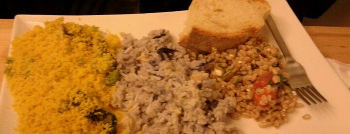QueenEnergy is one of Vegan Eats in Rome.