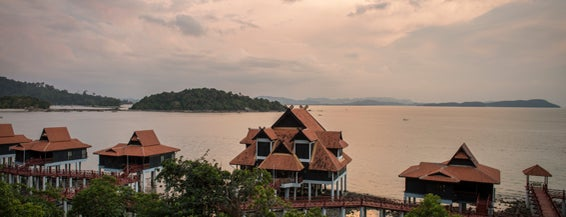 Berjaya Langkawi Resort is one of Lufthansa Magazin.