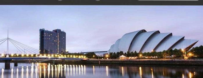 Glasgow International Airport (GLA) is one of Lufthansa's tips.