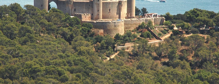 Castell de Bellver is one of Lufthansa Magazin.