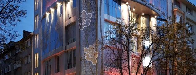 Les Fleurs Boutique Hotel is one of Lufthansa Magazin.