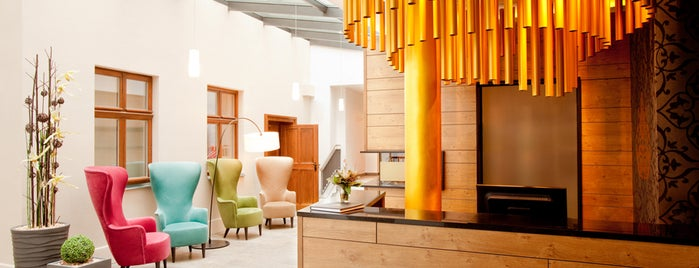 Arcona Living Bach14 is one of Lufthansa Magazin.