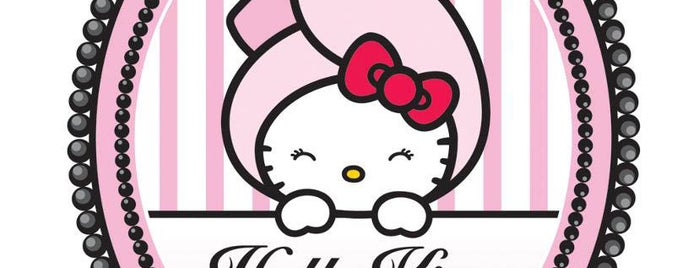 Hello Kitty Beauty Spa is one of Lufthansa Magazin.