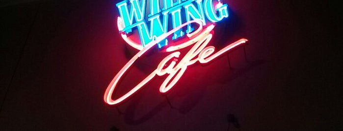 Wild Wing Cafe is one of Recycle Hotspots.
