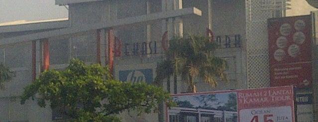 Bekasi Cyber Park is one of Malls in Jabodetabek.