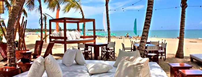 Nikki Beach is one of Top picks for Lounges.