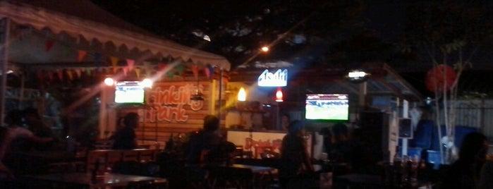 Drinking Park is one of Korat Nightlife - ราตรีนี้ที่โคราช.