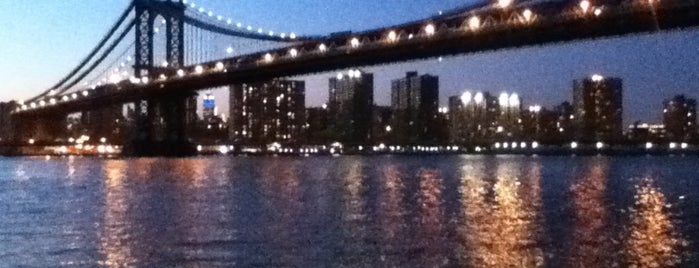 Brooklyn Bridge Park is one of Unravel New York.