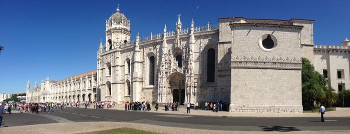 Mosteiro dos Jerónimos is one of Breakfast Time ;:-).