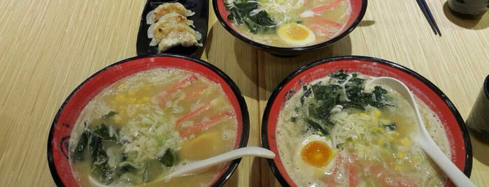 Sapporo Ramen Miso No.1 札幌 is one of Japan Style日式.