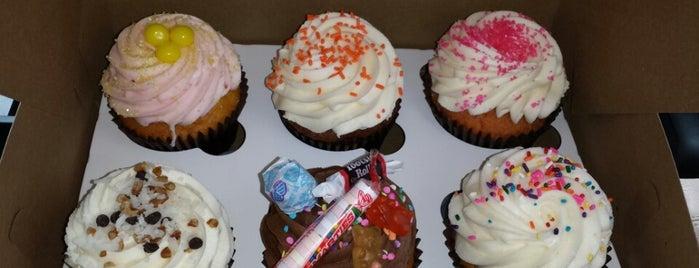 Ooh La La The Dessert Boutique is one of Cupcakes Fan!.